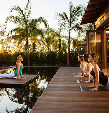 Spa & Fitness Vacations